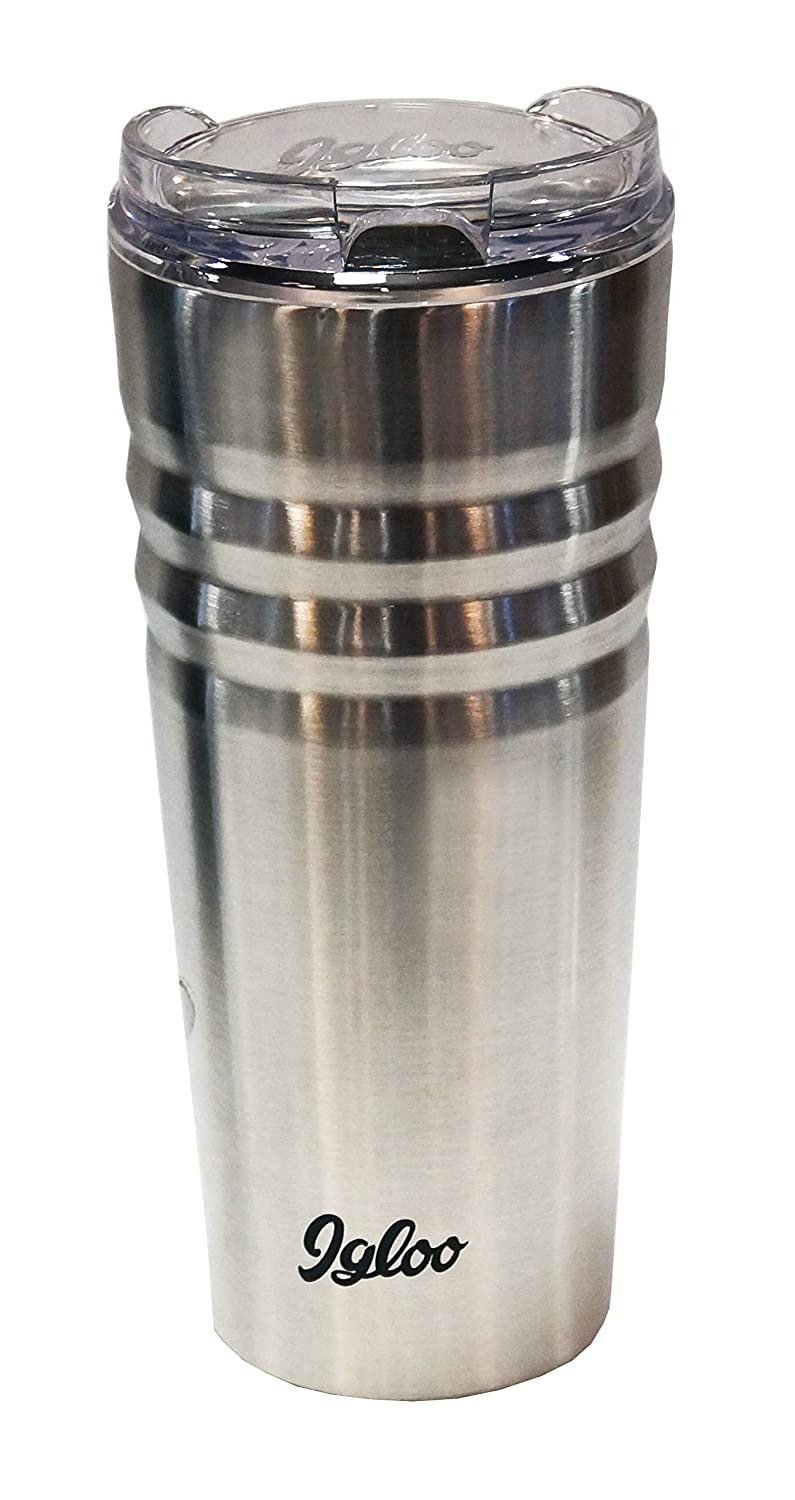 a9b36d7efff Igloo Stainless Steel Vacuum Insulated Tumbler