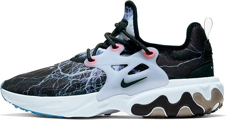 Amazon.com | Nike Mens React Presto Trouble at Home Running ...