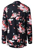 AuntTaylor Womens Casual Floral Print Coverup