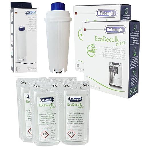 DeLonghi Eco Decalk Natural Cafetera Descalcificador ...