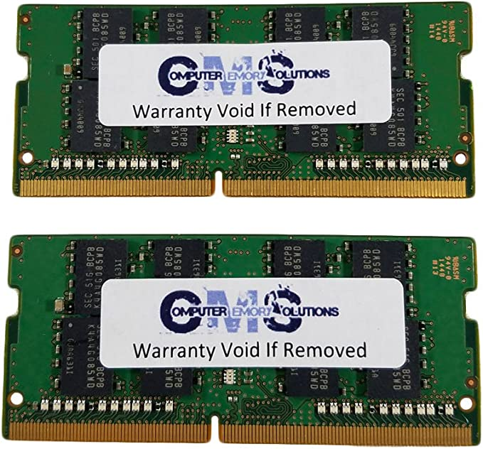 PARTS-QUICK Brand 16GB Memory for HP ZBook 15 G3 Mobile Workstation DDR4 2133MHz SODIMM RAM