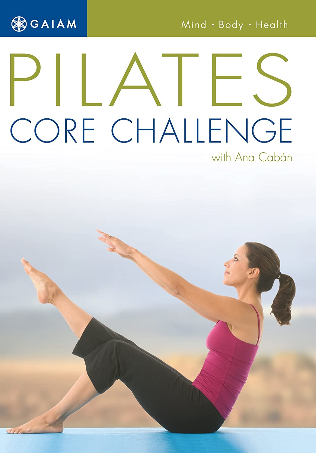 Amazon.com: Pilates Core Challenge: Ana Cabn: Movies & TV