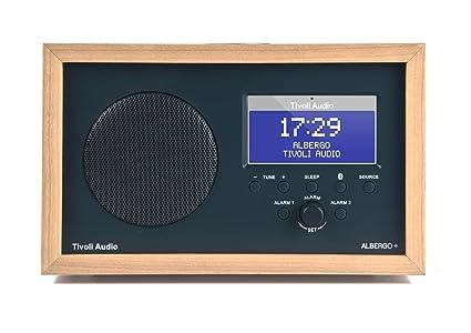 Tivoli Audio Albergo+ - Carcasa para radio, color cereza ...