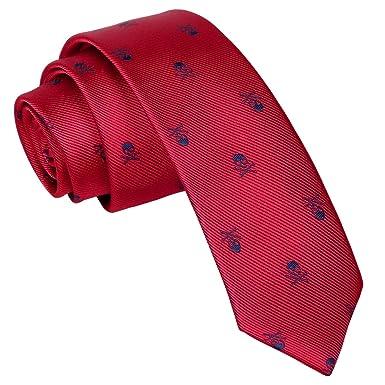 Enjoymore El crš¢neo del ancho de los hombres 6CM modelš® corbatas ...