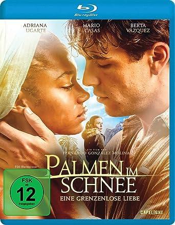 Palmen im Schnee - Eine grenzenlose Liebe [Blu-ray] [Francia]