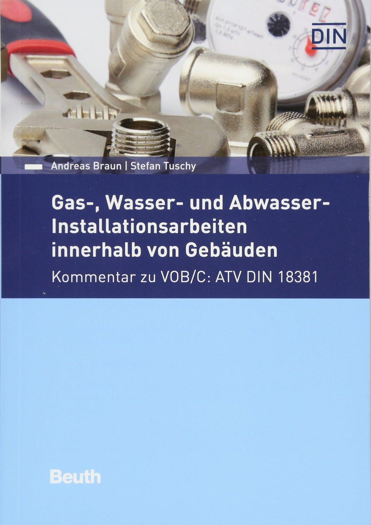 Gas-, Wasser- und Abwasser-Installationsarbeiten innerhalb von ...