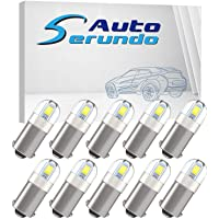 BA9S Led bulb,53 Led bulb, 57 Led bulb,293 Led bulb, BA9 64111 1891 1895 LED Bulb for Car Interior Dome Map Instrument…