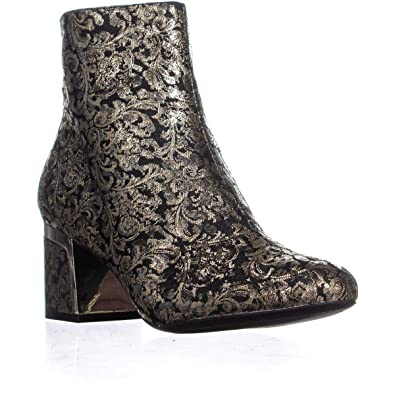 ff2a3c162 Amazon.com | DKNY Womens Corrie Leather Almond Toe Ankle Fashion Boots |  Ankle & Bootie