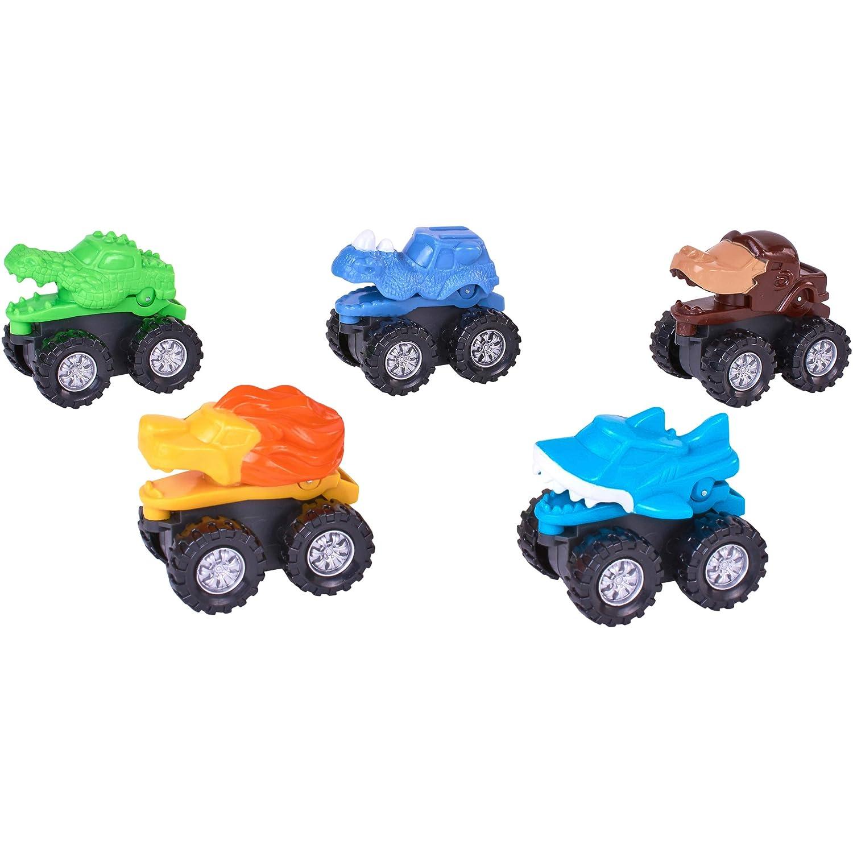 Spark Create Imagine Animal Monster Truck Play Set