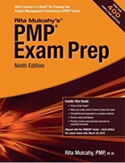 pmp exam prep eighth edition updated rita s course in a book for