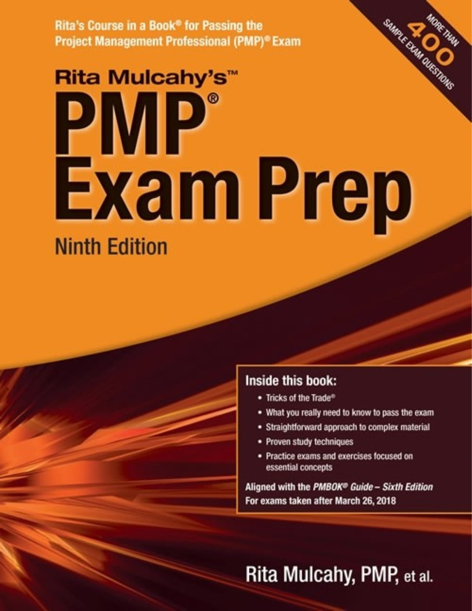 Buy PMP Exam Prep: Accelerated Learning to Pass the Project Management  Professional (PMP) Exam Book Online at Low Prices in India | PMP Exam Prep:  ...