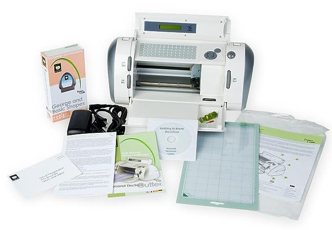 Amazon Cricut 29 0001 Personal Electronic Cutting Machine