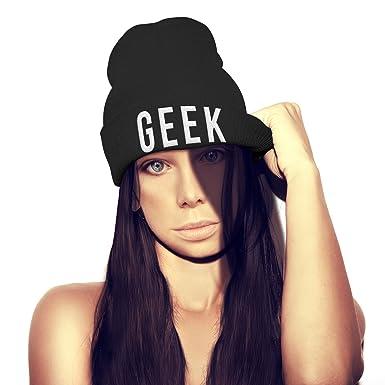 Aliens Beanie Hat Space Galaxy Nasa mars Geek Nerd HatBeanie Hat Unisex  Winter Bobble Beenie Skullies 19fcd3ab43bb