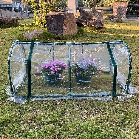 LIANGLIANG- Invernadero de Jardín Túnel De Jardinería De Invierno Planta De Cobertizo Cálido Conservación del