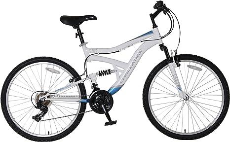 Desafío órbita doble suspensión para bicicleta de montaña y regalo ...