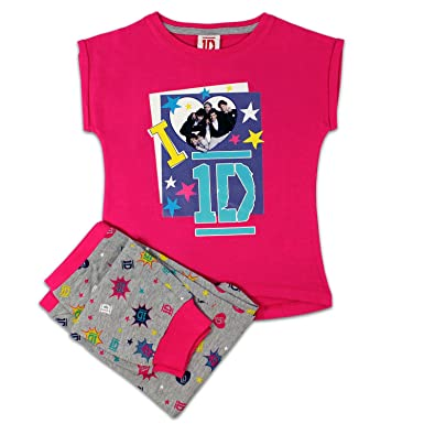 One Direction Pyjamas | Girls 1D PJs | Age 11 - 12 Years: Amazon.co ...