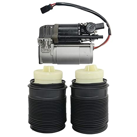 2123200104 2123200404 - Compresor de aire con dos amortiguadores traseros