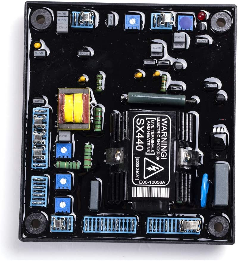 Ship from US Stock Knowtek AVR SX440 Automatic Voltage Regulator for Generator