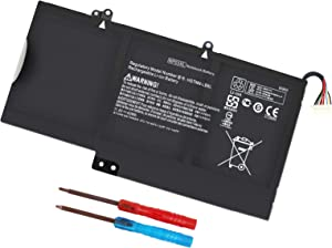 NP03XL 761230-005 Laptop Battery for HP Envy X360 15-U011DX 15-U010DX 15-U110DX 15T-U100 15-U111DX 15- U483CL 15-U493CL,HP Pavilion X360 13-A010DX 13-A012DX 13-A013CL 13-A110DX - 12 Month Warranty