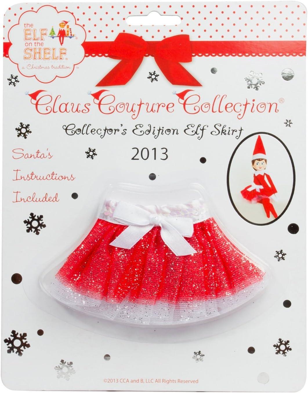 Amazon.com: Elf en la plataforma Claus Couture Collection ...