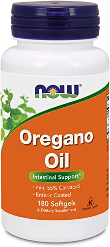 Now Foods Oregano Oil (Minimum 55% Carva…