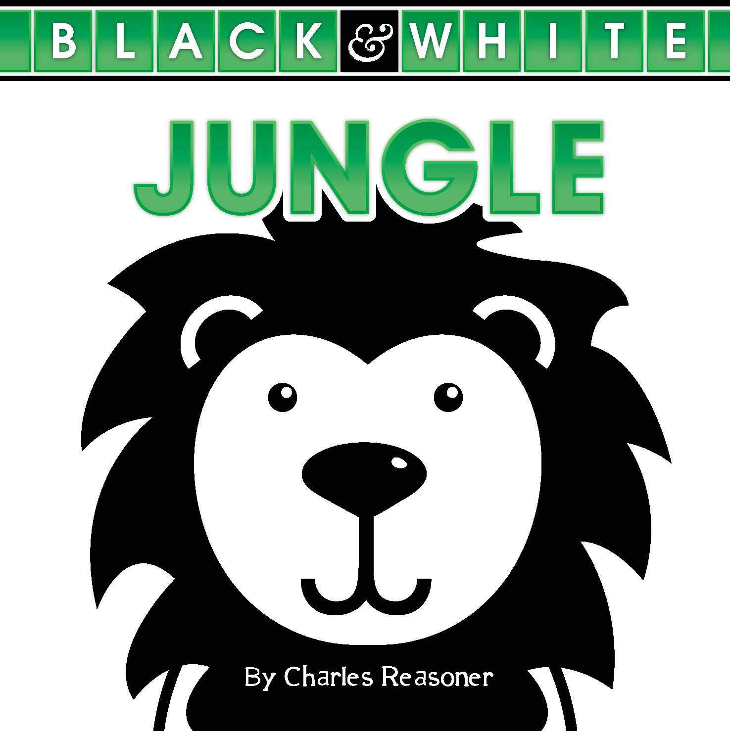 Jungle (Black And White) ebook