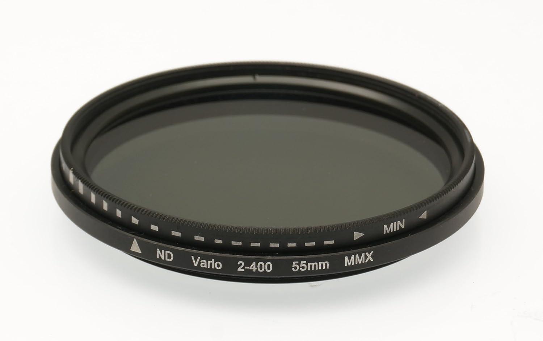 Gadget Career ND2 to ND400 Variable Neutral Density Filter for Panasonic Lumix DMC-FZ50 DMC-FZ30
