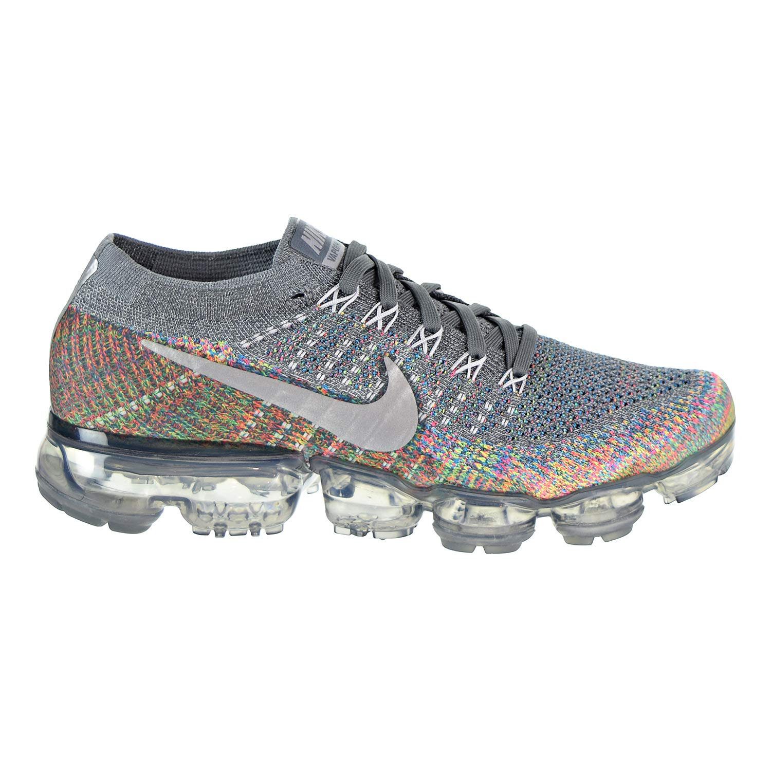 size 40 93b3d 3ed38 Nike Air Vapormax Flyknit Women's Shoes Dark Grey/Reflect Silver 849557-019