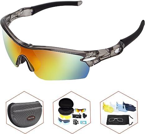 Ciclismo gafas, gafas de pesca, deportes polarizadas sunglasses ...