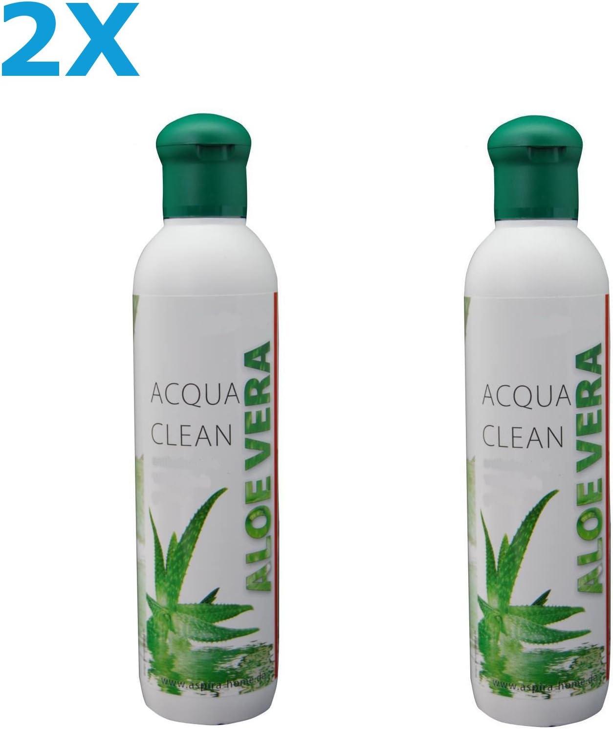 2 x aroma plástico Aloe Vera para agua Aspiradora Aspiradora con ...