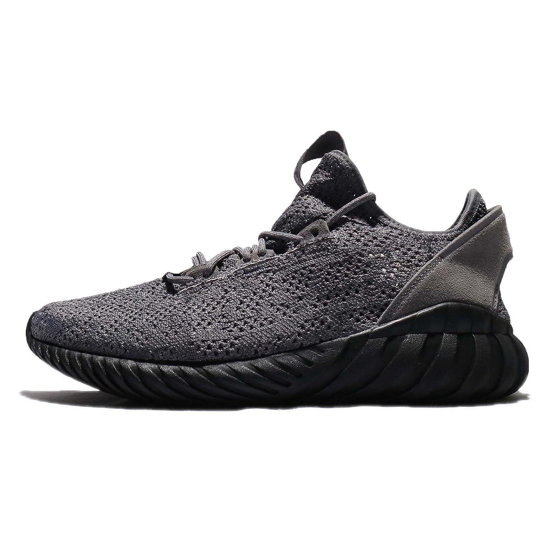 (アディダス) チューブラー ドゥーム ソック PK プライムニット メンズ ランニング シューズ adidas Tubular Doom Sock PK BY3564 [並行輸入品] B075XJZS7J 22.0 cm Grey/Black/White
