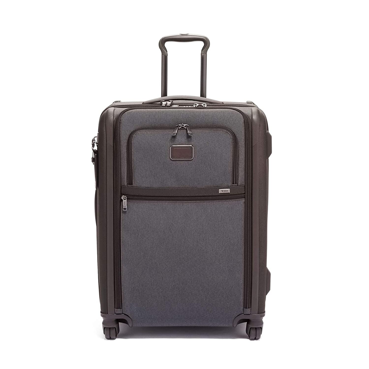 c820ad342100 TUMI - Alpha 3 Short Trip Expandable 4 Wheeled Packing Case Suitcase -  Rolling Luggage for Men and Women - Anthracite