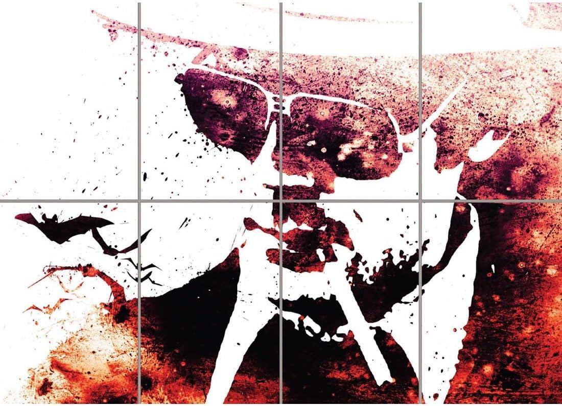 Doppelganger33 LTD Hunter S Thompson Gonzo Giant Art Poster X257