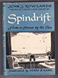 Spindrift from a house by the sea
