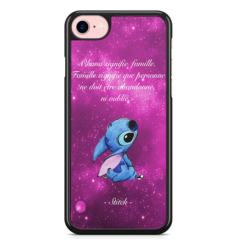 Accessoires électroniques Coque iPhone 7 et iPhone 8 lilo stitch ...