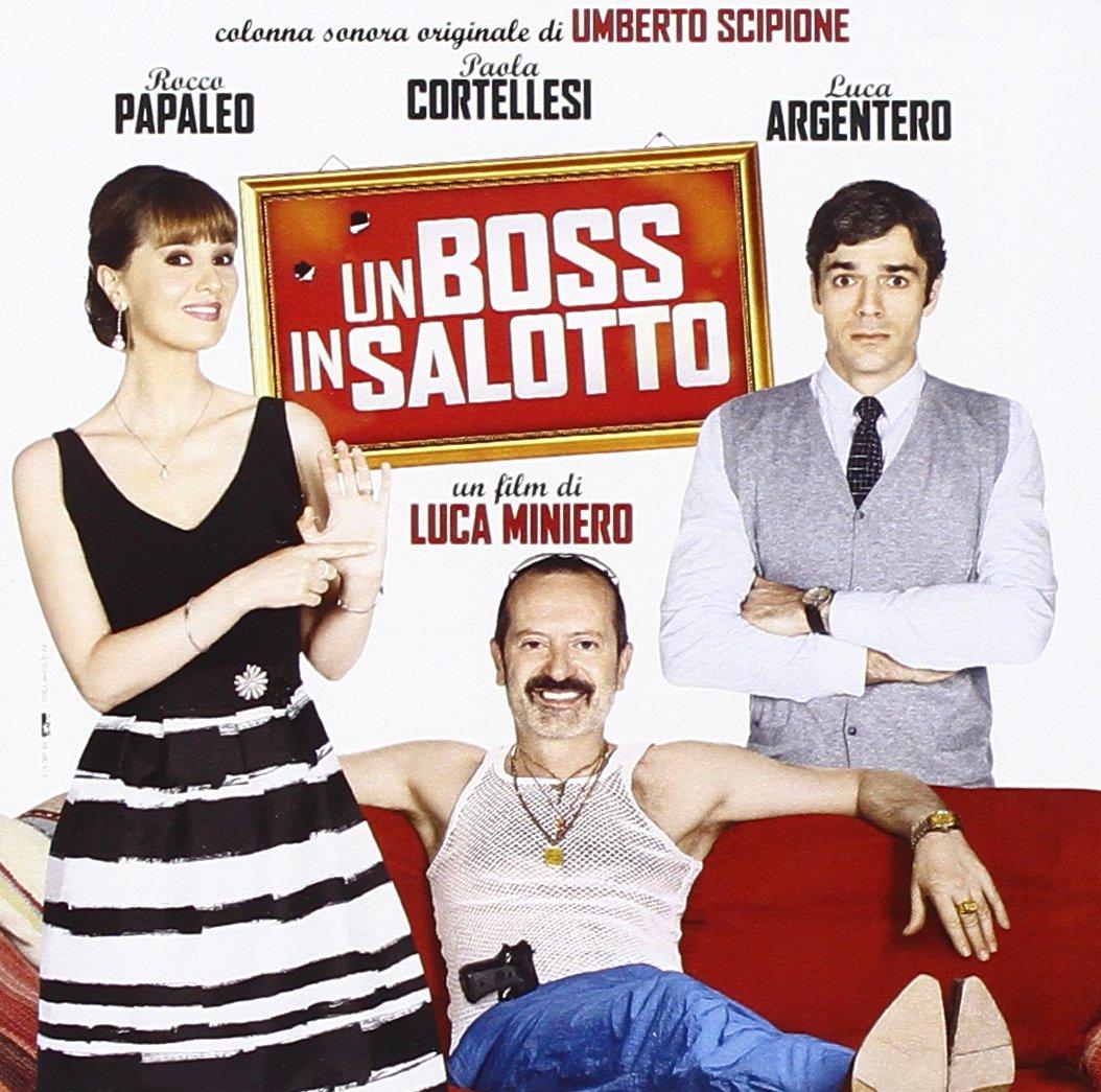 Boss In Salotto.Various Artists Un Boss In Salotto O S T Amazon Com Music