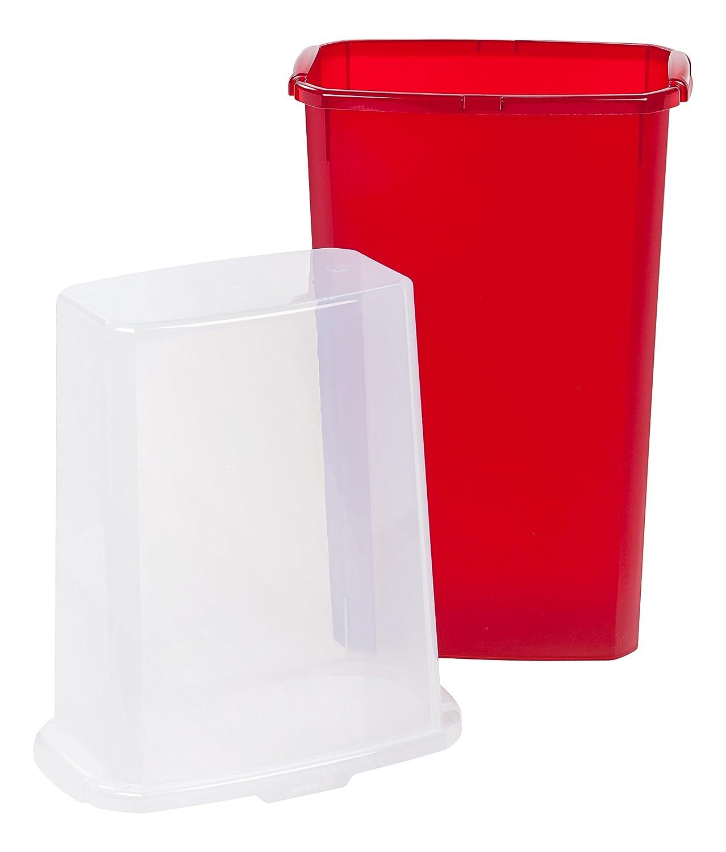 Iris Storage Containers 12x12 Homz 15 5 Qt Plastic Storage Boxes