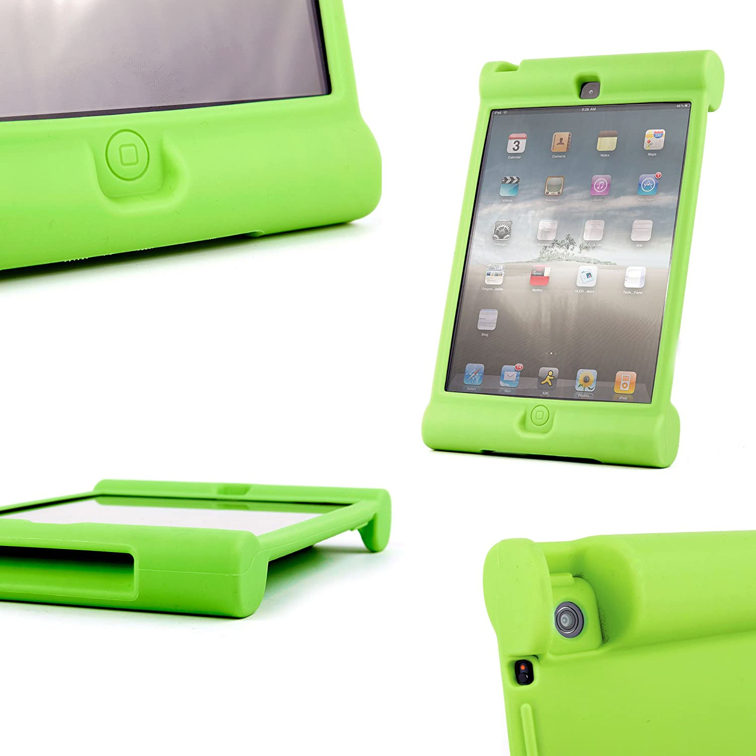 iPad Mini Rubber Easy Grip Kids Cases