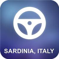 Sardenha, Itália GPS