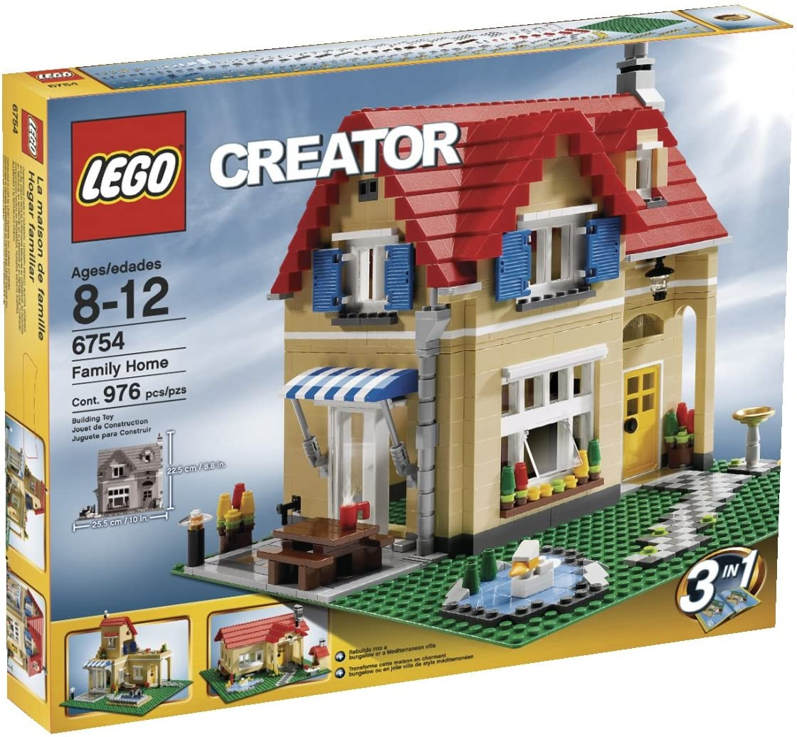 New Lego City Friends Creator Modular Town House 2 Doors and 4 Windows Parts Set