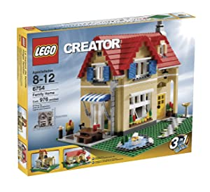 LEGO Creator Family Home (6754)