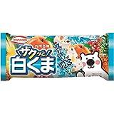 丸永製菓 ザクッと白くま 85ml×24袋