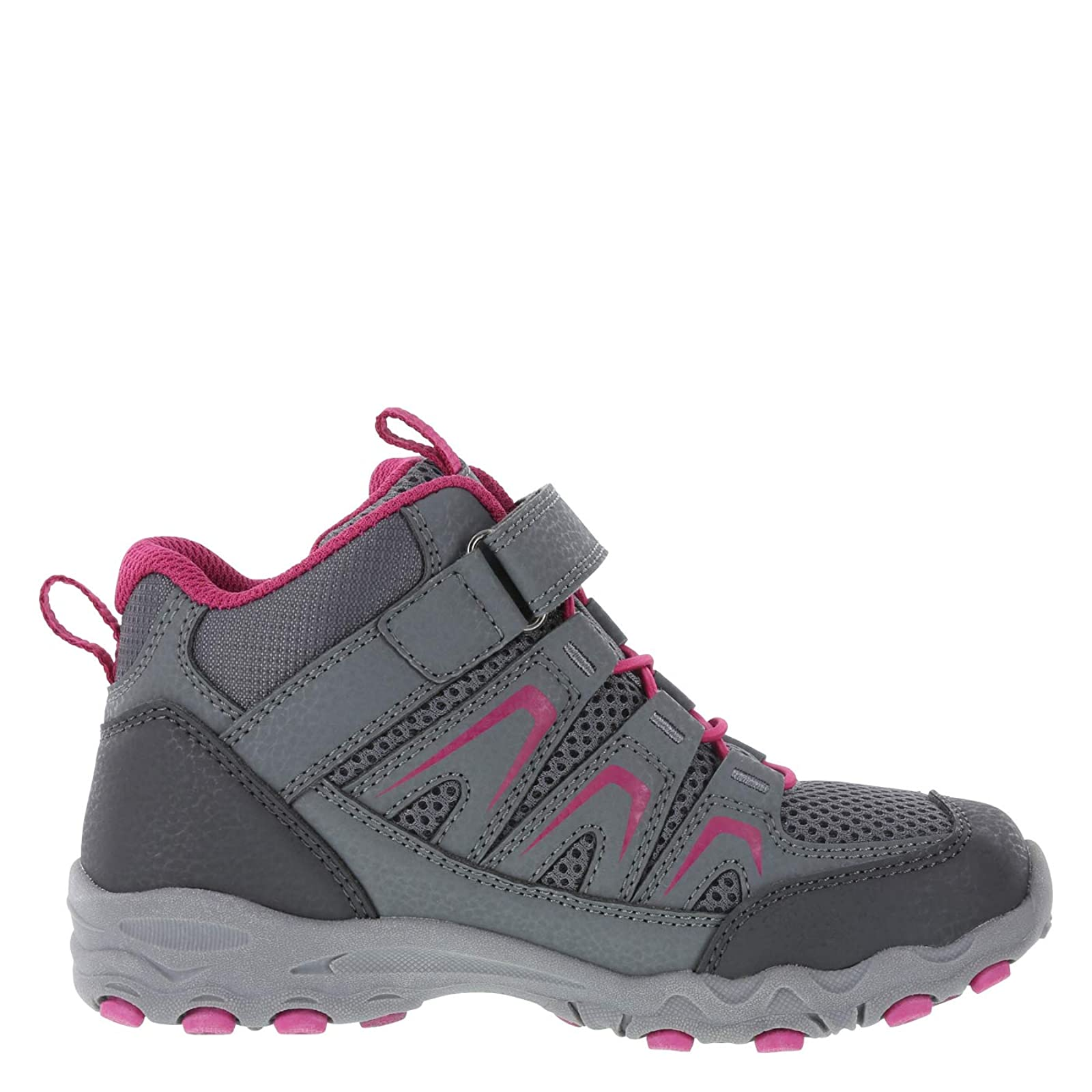 Rugged Outback Grey Pink Girls' Winona Hiking 178641130 - 1