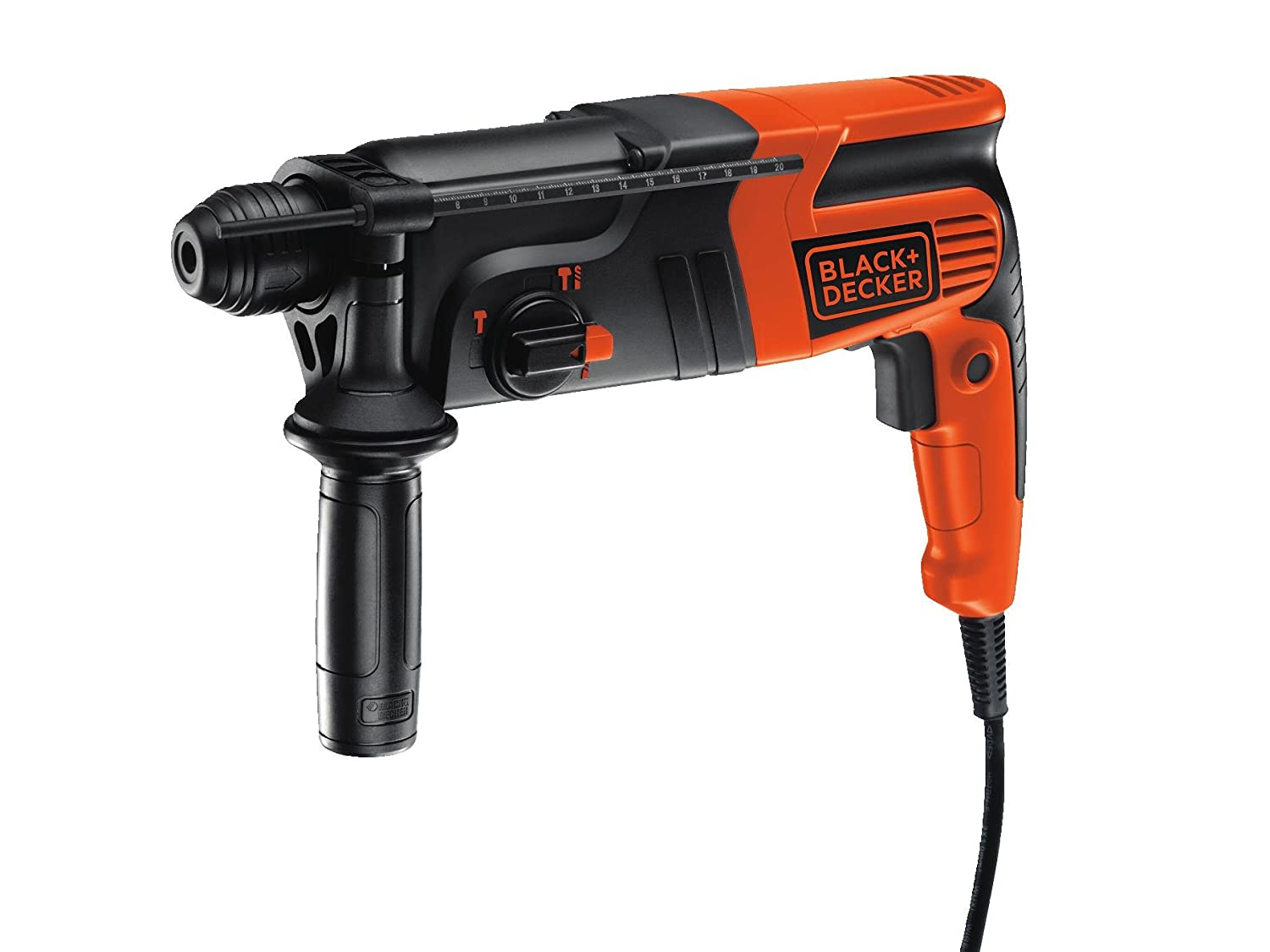 Black + Decker KD885KC Perforateur pneumatique 550 W Stanley Black & Decker France KD885KC-QS