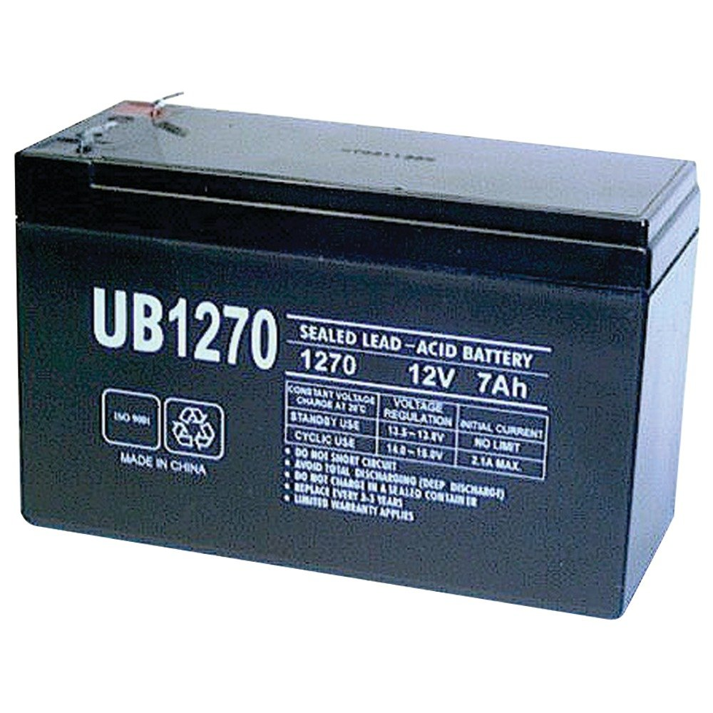 UPG 85945 UB1270, Sealed Lead Acid Battery electronic consumer
