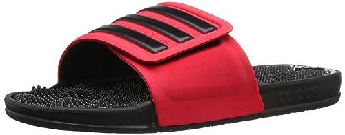 50988658d9ce adidas Men s Adissage 2.0 Stripes Slides