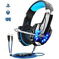 Auriculares Gaming PS4,Cascos Gaming, Auriculares Cascos Gaming