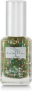 product image for Karma Organic Natural Non toxic Nail polish - Vegan and Cruelty Free Nail Paint for Nail Art - Fast Drying Nail Polish for Women - Long Lasting Nail Polish (FIST PUMPS AND BEATS)