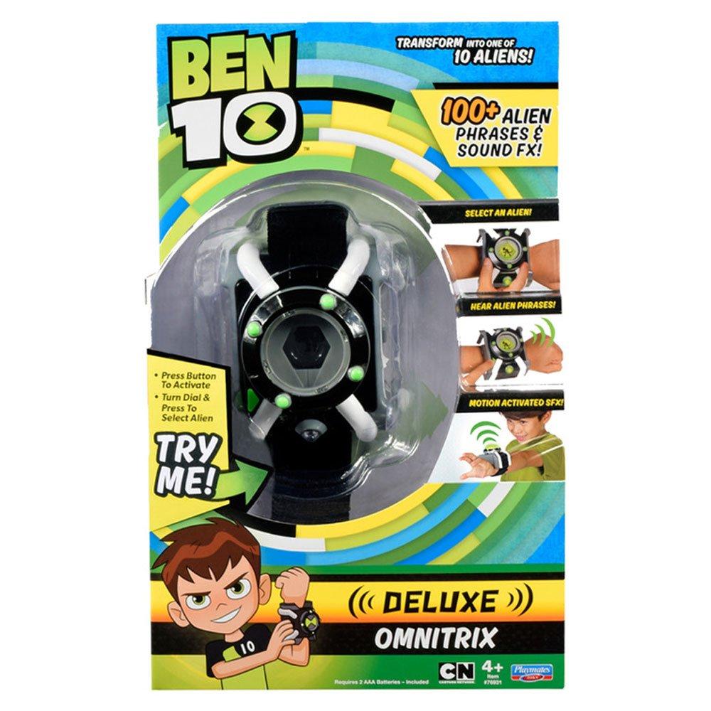Ben 10 BEN05412 Omnitrix Deluxe