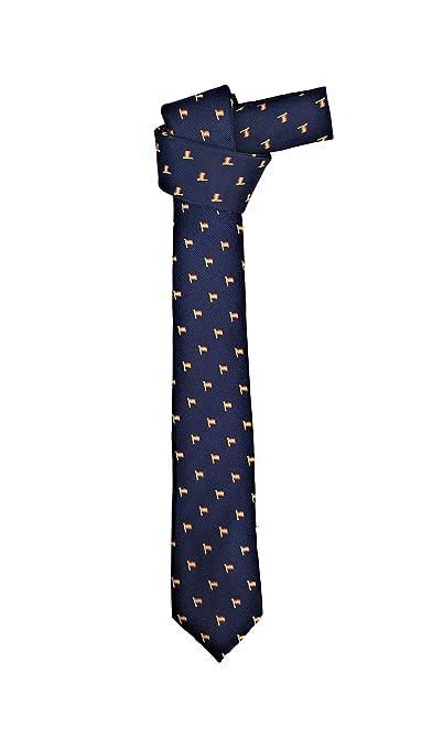 Corbata con motivos Bandera de España. Medidas: Largura: 146 cms ...